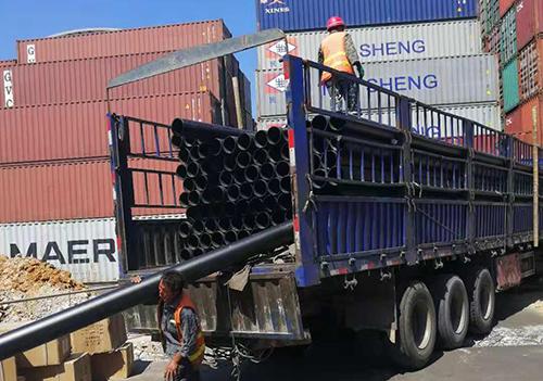 中集集装箱消防工程